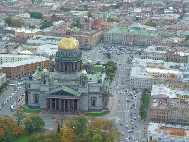 знакомство с историей санкт петербурга